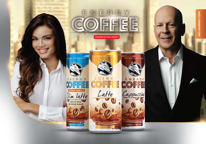 Hell Energy Coffee
